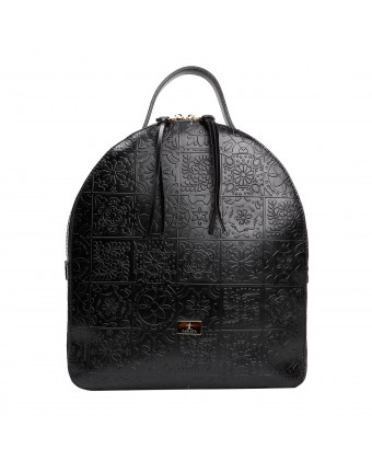 MOSAICOS NEGRO BACKPACK