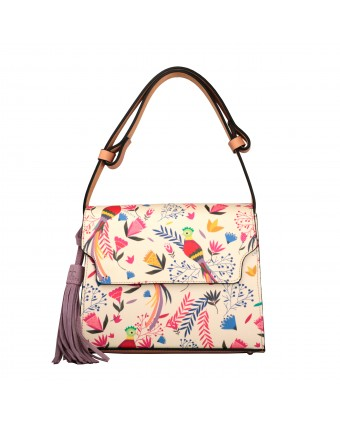 QUETZAL SHOULDER BAG