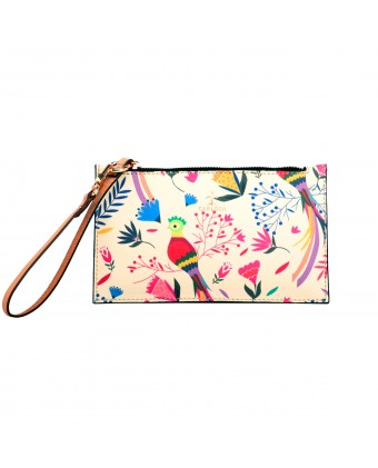 QUETZAL MINI CLUTCH