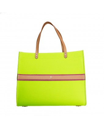 NEON SHOPPING BAG