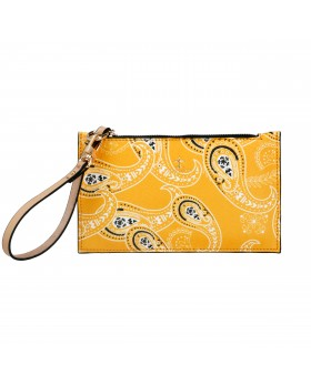 PALIACATE AMARILLO MINI CLUTCH